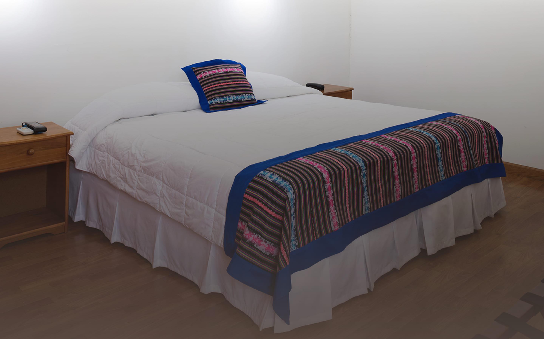 ¡Bienvenido a<br>  Hotel Samaña Arica!